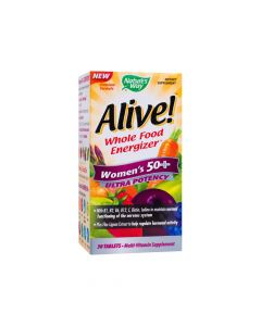 Alive Women's 50+ Ultra 30 tablete Secom