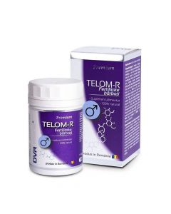 Telom-R Fertilitate barbati 120 capsule DVR Pharm