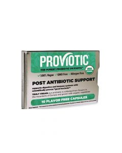 Proviotic post antibiotic suport probiotic 10 capsule