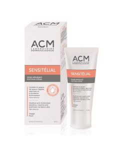 Sensitelial Crema calmanta 40 ml ACM
