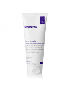 Ivadermaseb Sampon intensiv anti-matreată  200 ml Ivatherm