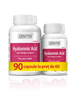 Oferta Hyaluronic acid with collagen Zenyth