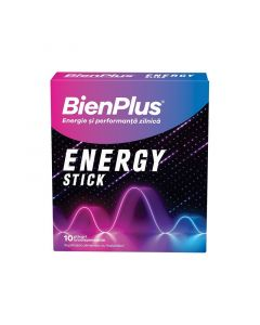 Bien Plus Energy Stick 10 plicuri Fiterman