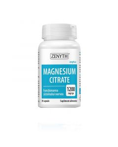 Magnesium Citrate 1200 mg 30 capsule Zenyth