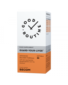 Guard- Your-Liver 30 capsule Good Routine Secom