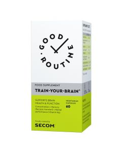 Train-Your-Brain 60 capsule Good Routine Secom