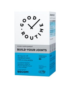 Build-Your-Joints 30 capsule Good Routine Secom