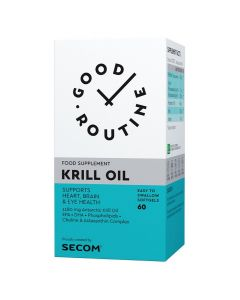 Krill Oil 60 capsule Good Routine Secom