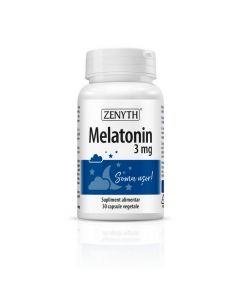 Melatonin 3mg 30 capsule Zenyth