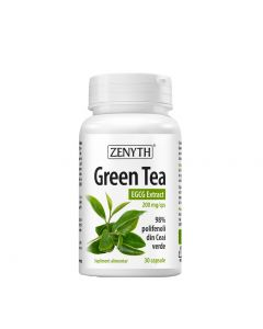 Green Tea - EGCG Extract 30 capsule Zenyth