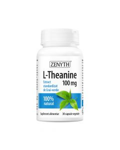 L-Theanine 100 mg 30 capsule Zenyth