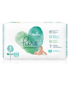 Pampers Pure Protection marimea 1 (2-5kg)