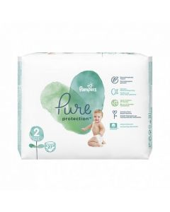 Pampers Pure Protection marimea 2 (4-8kg)