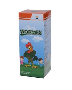 Wormex Sirop 100 ml Sun Wave