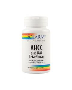 AHCC plus NAC si Beta Glucan Secom