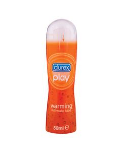 Durex Lubrifiant Play Warming 50 ml