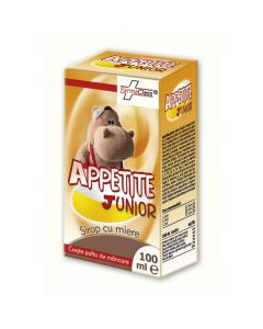 Appetite junior sirop 100 ml FarmaClass