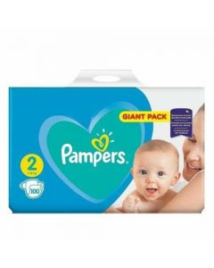 Pampers New Baby Nr.2 (3-6kg) x 100 buc