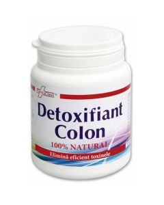 Detoxifiant Colon 100 grame FarmaClass