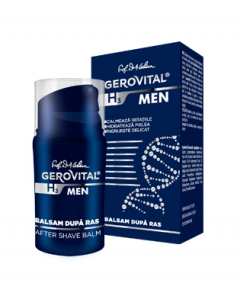 Balsam dupa ras 50 ml Gerovital H3 Men