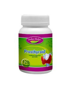 Prosthyroid x 120 cps Indian Herbal