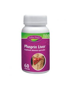 Plusprin Liver x 60 cps Indian Herbal