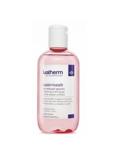 Ivatherm Ivadermaseb gel de spalare calmant 250 ml