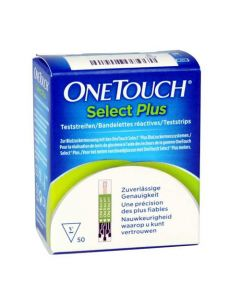 OneTouch Select Plus Teste glicemie