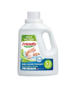 Friendly Detergent  Haine Bebe - Fara miros
