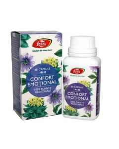Confort emotional 60 capsule Fares