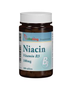 Vitamina B3 100 mg Vitaking