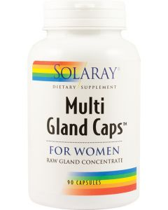Multi Gland Caps for Women 90 capsule Secom