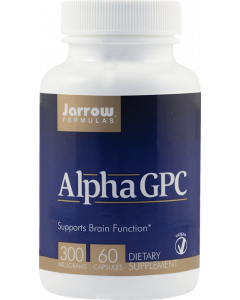Alpha GPC 300 mg Secom
