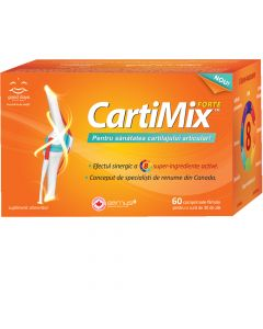 CartiMix Forte x 60 cpr filmate