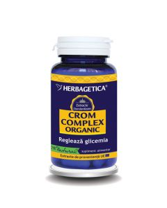 Crom complex organic Herbagetica