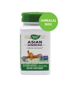 Asian Ginseng 50 capsule Secom