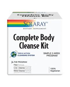 Complete Body Cleanse Kit Secom