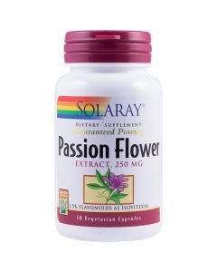 Passion Flower Floarea Pasiunii 30 capsule Secom