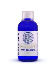 Aurum Coloidal  20 ppm 480 ml