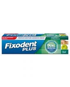 Fixodent Plus Dual Protection