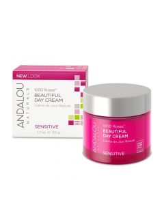 Andalou Naturals 1000 Roses Beautiful Day Cream 50 g Secom