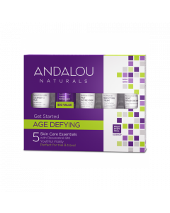 Andalou Naturals Age Defying Get Started Kit Secom