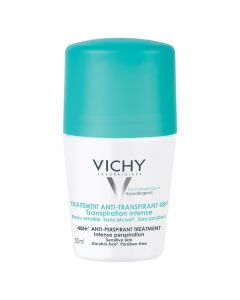 Vichy Roll-on antiperspirant eficacitate 48h cu parfum