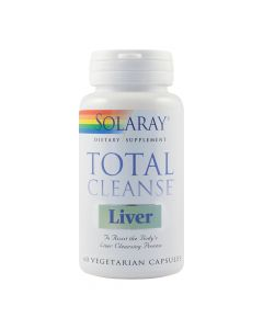 Total Cleanse Liver 60 capsule Secom