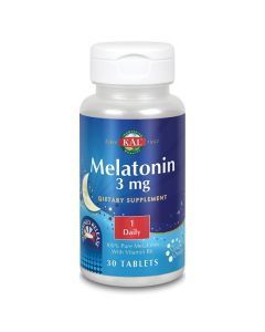 Melatonin 3 mg 30 tablete Secom