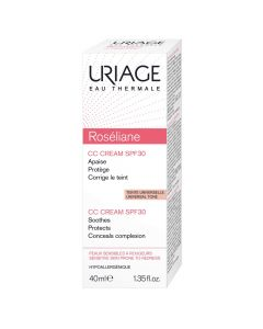 Uriage Roseliane Crema CC Anti-Roseata SPF30 40 ml