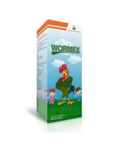 Wormex Sirop 200 ml Sun Wave