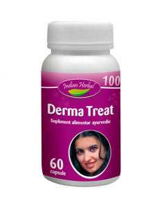 Derma Treat 60 capsule Indian Herbal