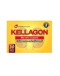 Kellagon 30 capsule Sprint Pharma