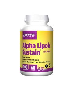 Alpha Lipoic Sustain 30 tablete Secom